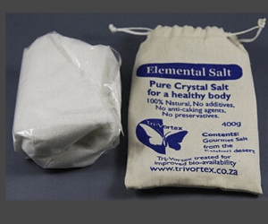 Tri-Vortex Treated Kalahari Salt