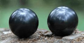 Polished Shungite Spheres
